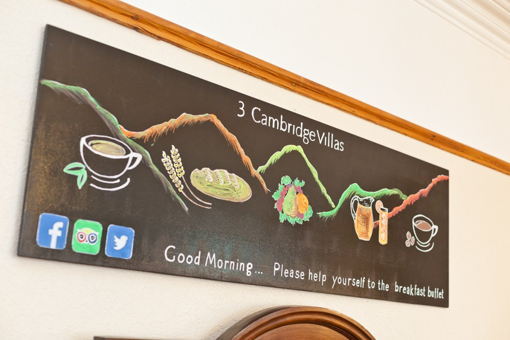 What makes a great bed and breakfast in Ambleside?