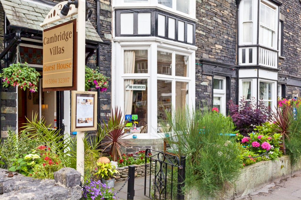 A guest house in Ambleside – the perfect choice